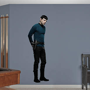 Spock: Star Trek - Into Darkness