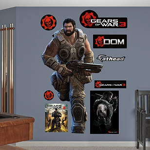 Gears of War 3: Dom