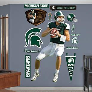 Kirk Cousins Michigan State