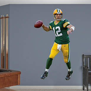 Aaron Rodgers - No. 12