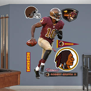 Robert Griffin III - Throwback