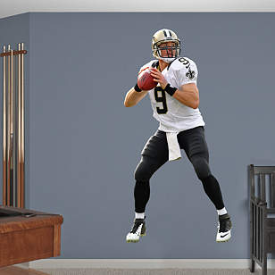 Drew Brees - No. 9