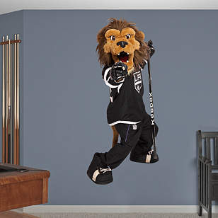 Los Angeles Kings Mascot - Bailey