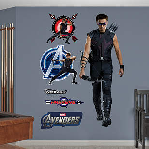 Hawkeye: Avengers Live Action Photo