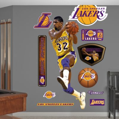 Los Angeles Kings Logo Evolution Banner Fathead Wall Decal