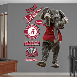 Alabama Mascot - Big Al