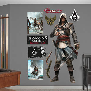 Edward: Assassin's Creed IV