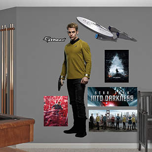 Captain James T. Kirk: Star Trek - Into Darkness
