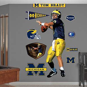 Tom Brady Michigan