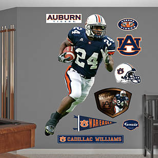 Cadillac Williams Auburn
