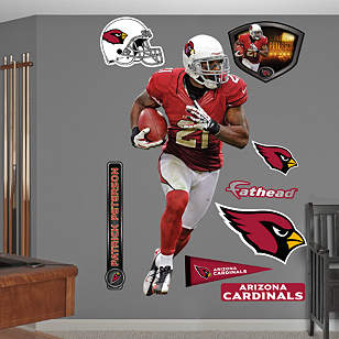 Patrick Peterson - Home