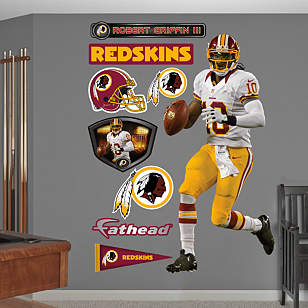 Robert Griffin III - Away