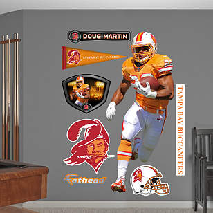 Doug Martin - Throwback