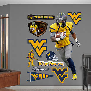 Tavon Austin West Virginia