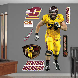 Eric Fisher Central Michigan
