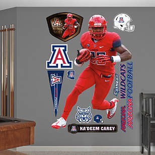 Ka'Deem Carey - Arizona