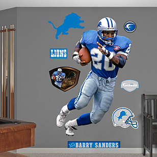 Barry Sanders - Record Breaker