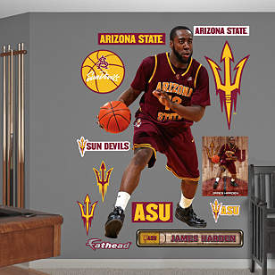 James Harden Arizona State