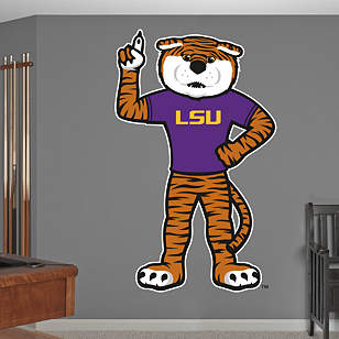 LSU Mascot - Mike The Tiger