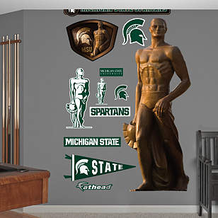 Michigan State - Sparty Statue
