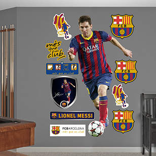 Lionel Messi - No. 10