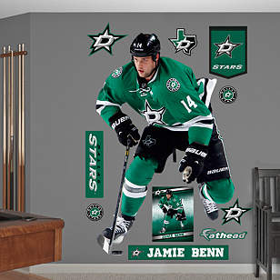 Jamie Benn - Captain