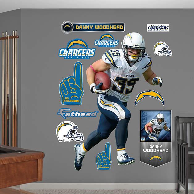 San Diego Chargers Danny Woodhead: 1-877-328-8877
