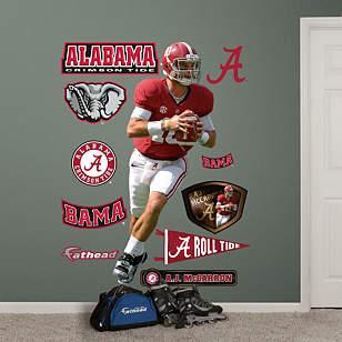 AJ McCarron - Alabama