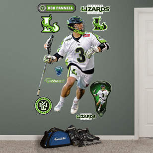 Rob Pannell - Attack