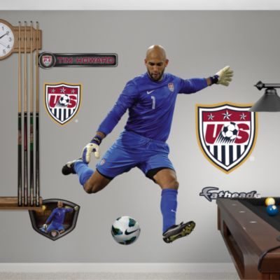 Robert Earnshaw Fathead Wall Decal