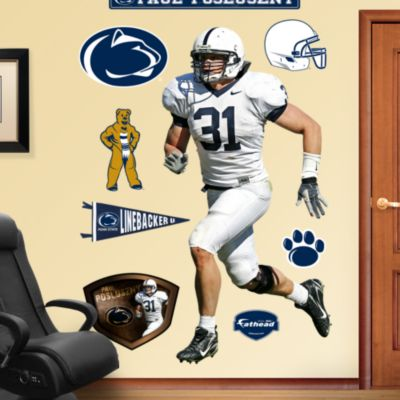 Spelman College Jaguars Logo Fathead Wall Decal