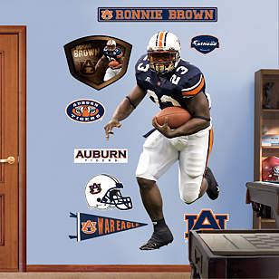 Ronnie Brown Auburn