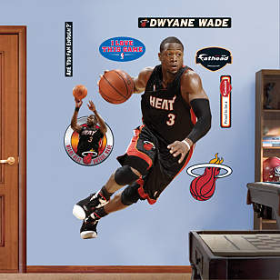 Dwyane Wade Drives