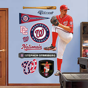 Stephen Strasburg - On The Mound