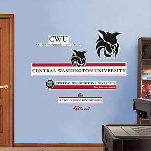 Central Washington Wildcats Logo