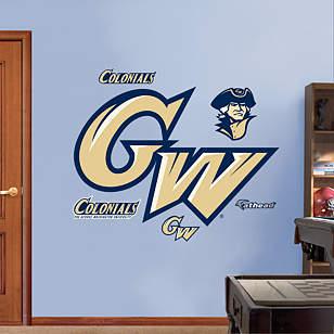 GW Colonials Logo