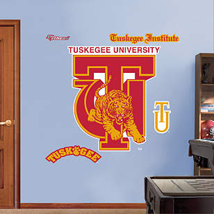 Tuskegee Golden Tigers Logo