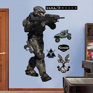 Noble Six: Halo Reach