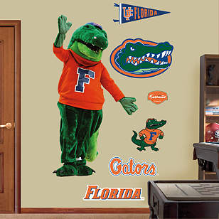 Florida Mascot - Albert