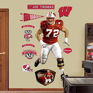Joe Thomas Wisconsin