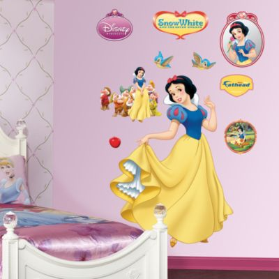 Cinderella Fathead Wall Decal