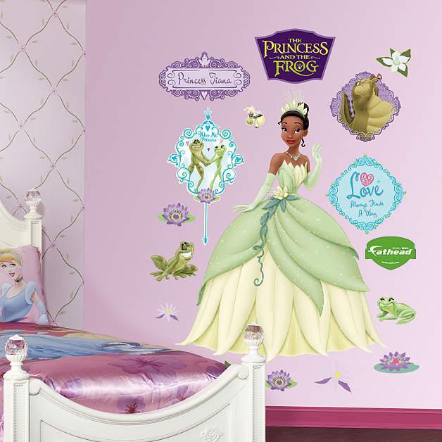 Http Www Fathead Com Disney The Princess And The Frog Princess Tiana