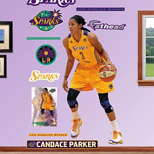 Candace Parker - No. 3