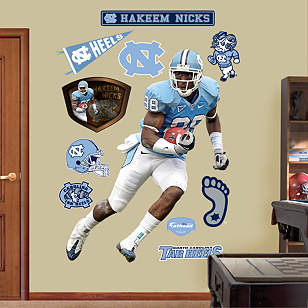 Hakeem Nicks North Carolina