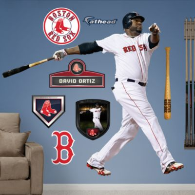 Domonic Brown Fathead Wall Decal