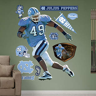 Julius Peppers North Carolina