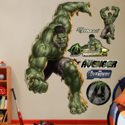 Hulk: The Incredible Avenger - The Hulk - Heroes
