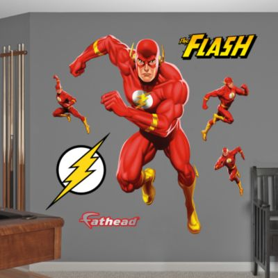 The Flash in Action