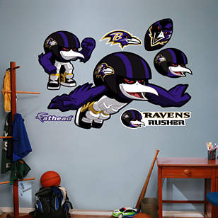 Baltimore Ravens Rusher