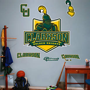 Clarkson Golden Knights Logo